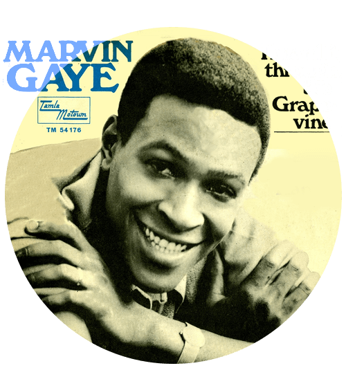Heard it through the grapevine Marvin Gaye